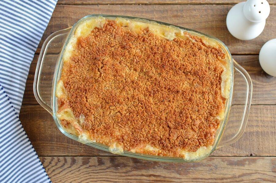 Cheddar Chicken and Rice Casserole recipe - step 10