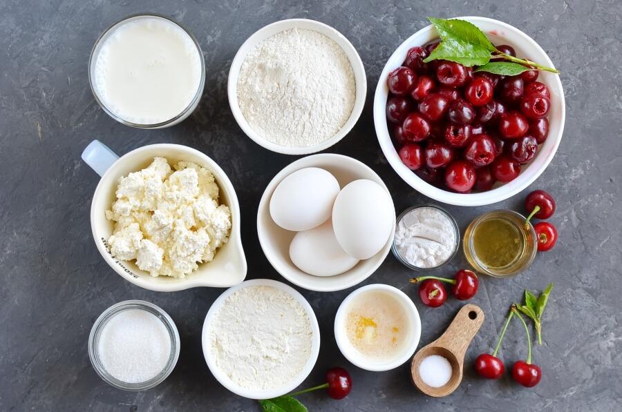 Cherry Cheese Blintzes Recipe-Homemade Cherry Cheese Blintzes-Delicious Cherry Cheese Blintzes
