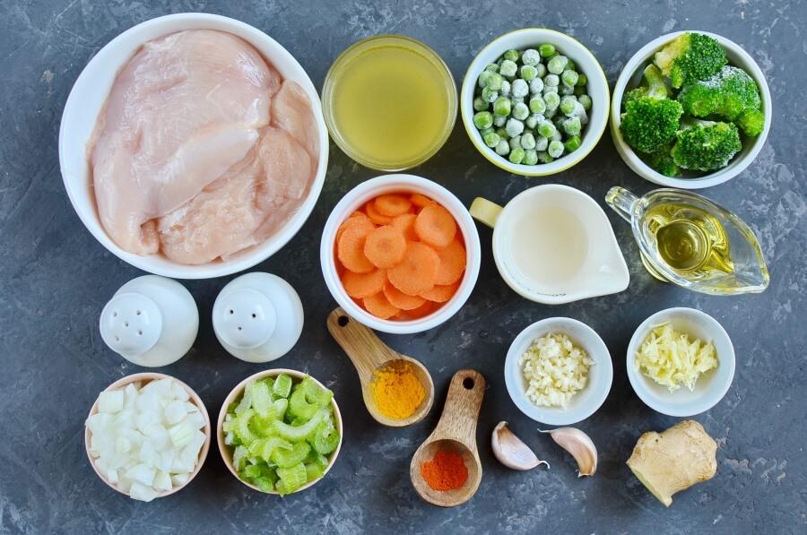 Chicken Detox Soup Recipe-How To Make Chicken Detox Soup-Homemade Chicken Detox Soup
