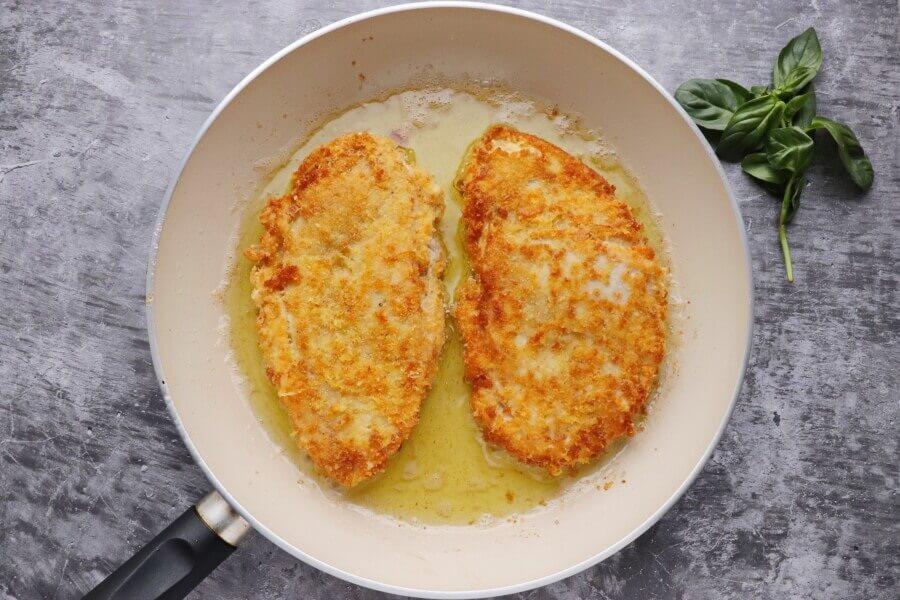 Chicken Parmesan recipe - step 8