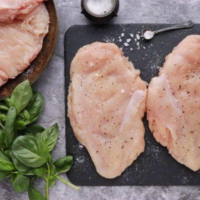 Chicken Parmesan recipe - step 2