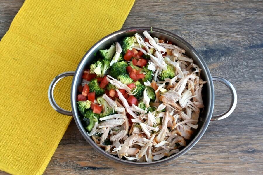 Chicken and Rice Casserole recipe - step 3