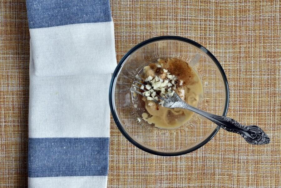 Vegetarian Falafel-Stuffed Eggplant recipe - step 2