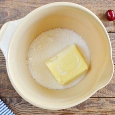 Fresh Cherry Cake recipe - step 3