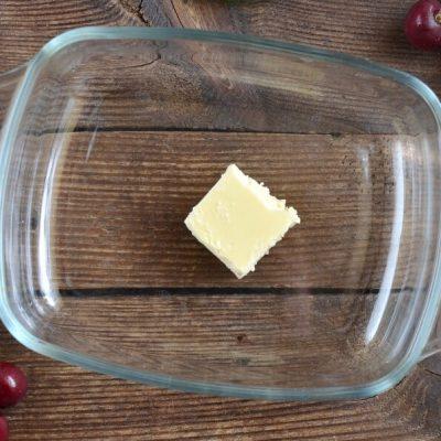 Fresh Cherry Cobbler recipe - step 2