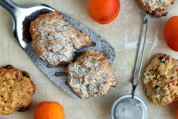 How to serve Healthy Fruited Oatmeal Cookies