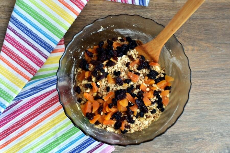 Healthy Fruited Oatmeal Cookies recipe - step 6