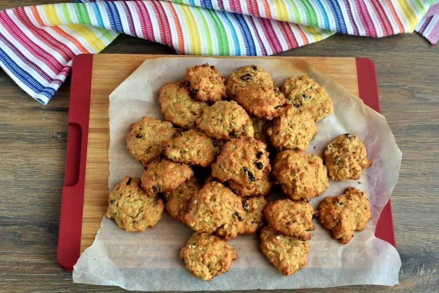 Healthy Fruited Oatmeal Cookies recipe - step 8