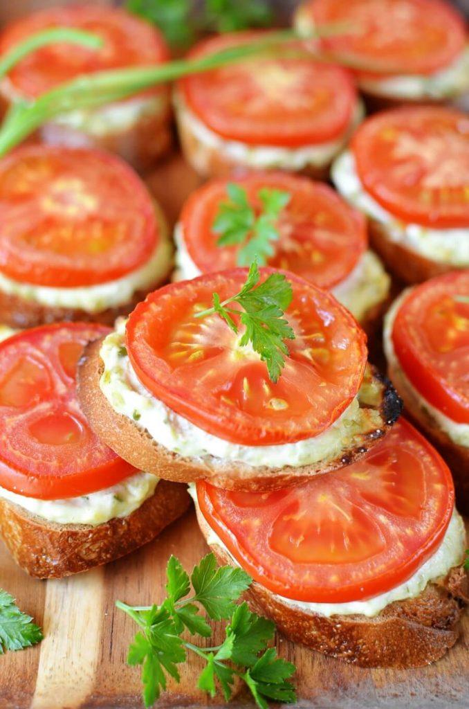 Fresh Italian appetizer