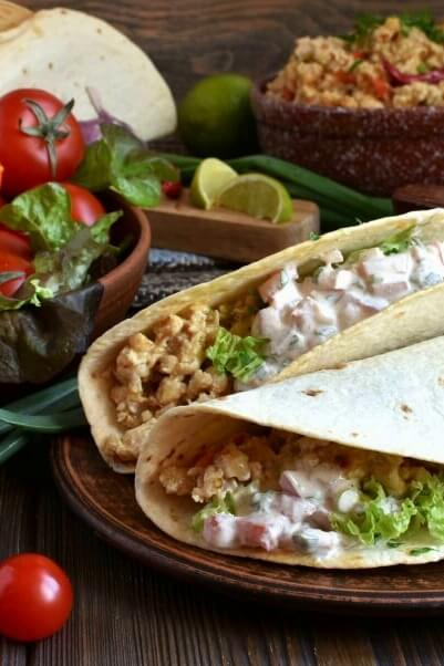 Best chicken tacos for a crowd