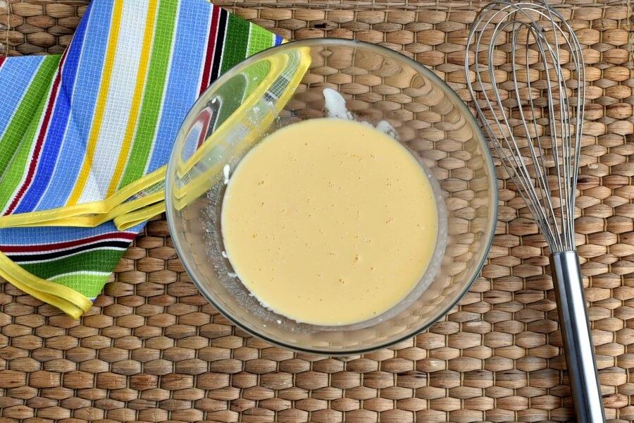 Healthy Strawberry-Orange Tart recipe - step 4