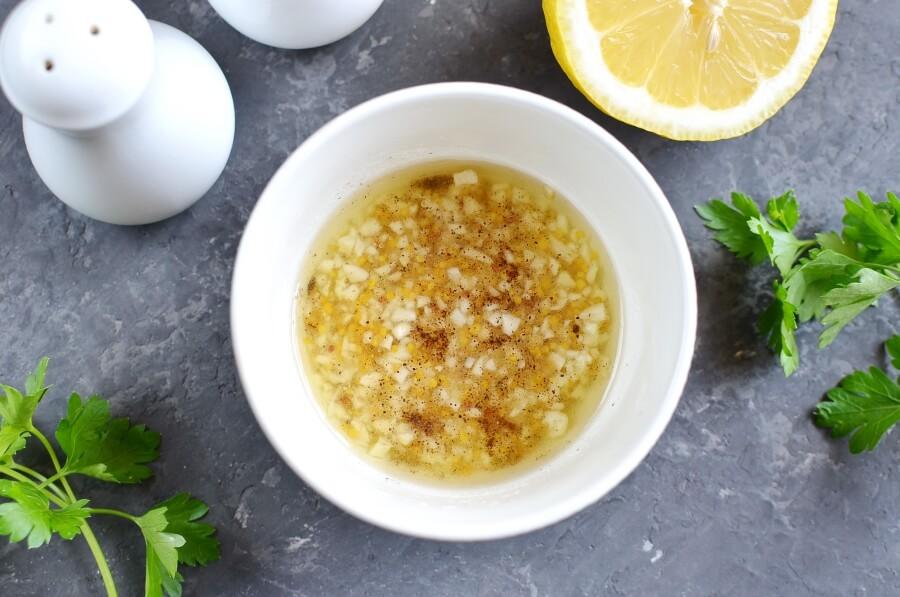 Keto Lemon Dijon Wings recipe - step 1
