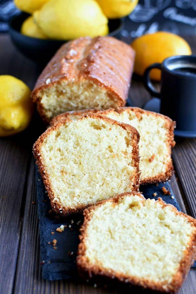 The Easiest Lemon Cake Recipe