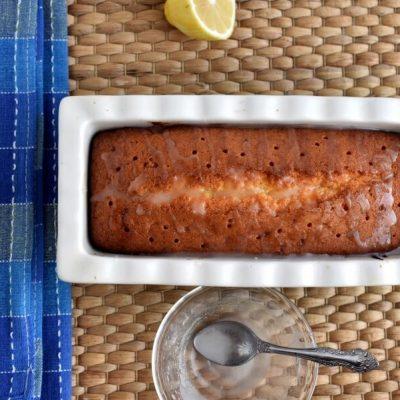 Lemon Drizzle Cake recipe - step 9