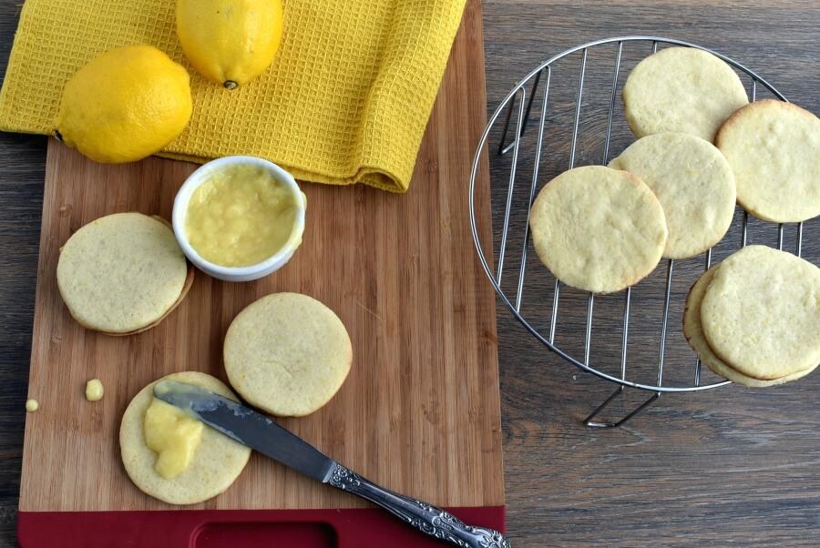 Lemon Kisses recipe - step 7