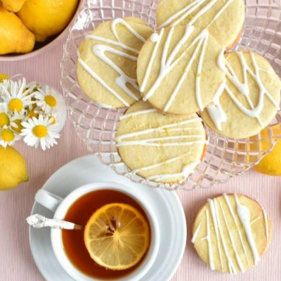 Lemon kisses Recipe-Homemade Lemon kisses-Delicious Lemon kisses