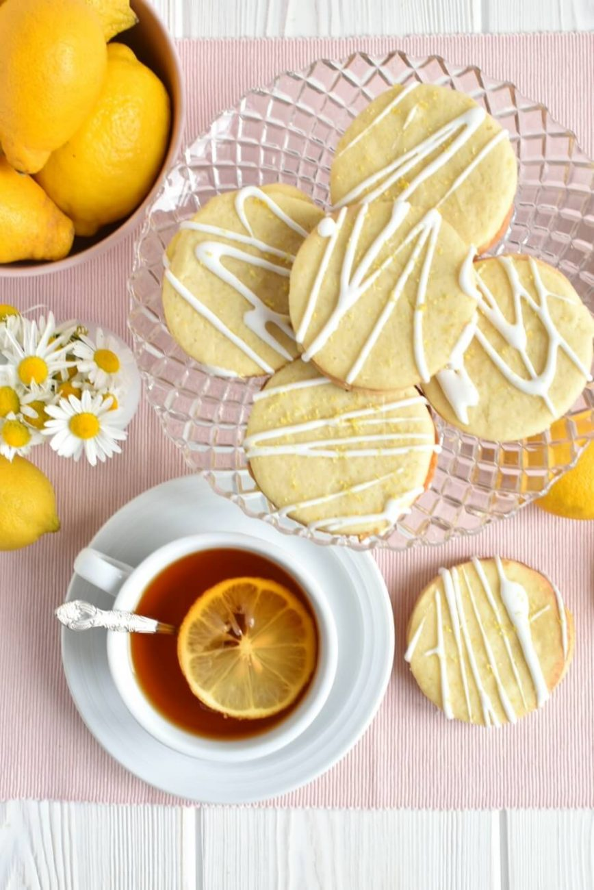 Lemon Kisses