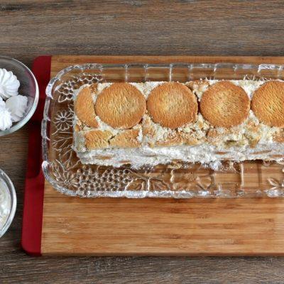 How to serve Lemon Meringue Fridge Cake