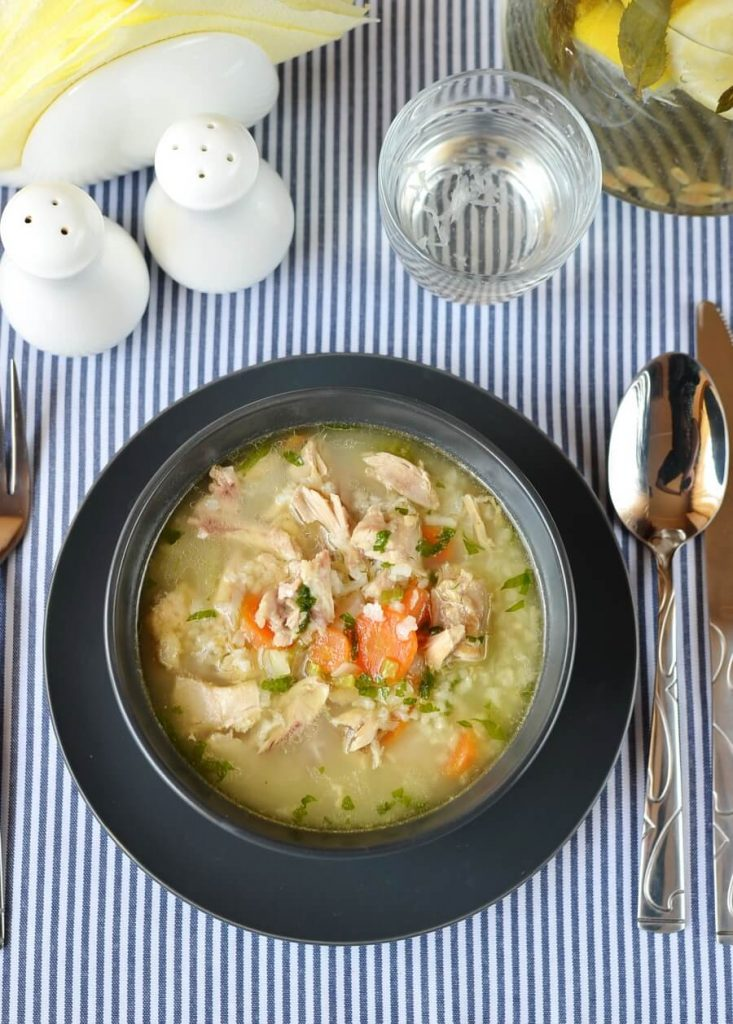 Chicken soup made Easy!