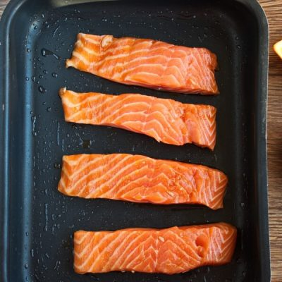 Soy-Maple Salmon recipe - step 5