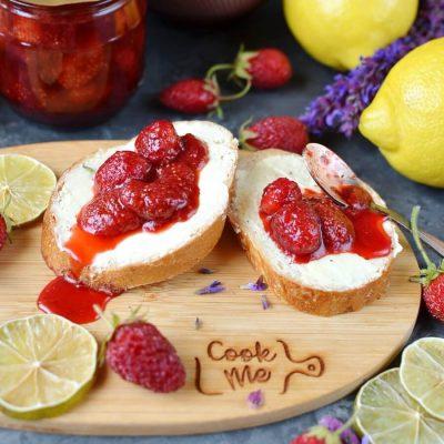 Strawberry Jam Recipe-How To Make Strawberry Jam-Delicious Strawberry Jam