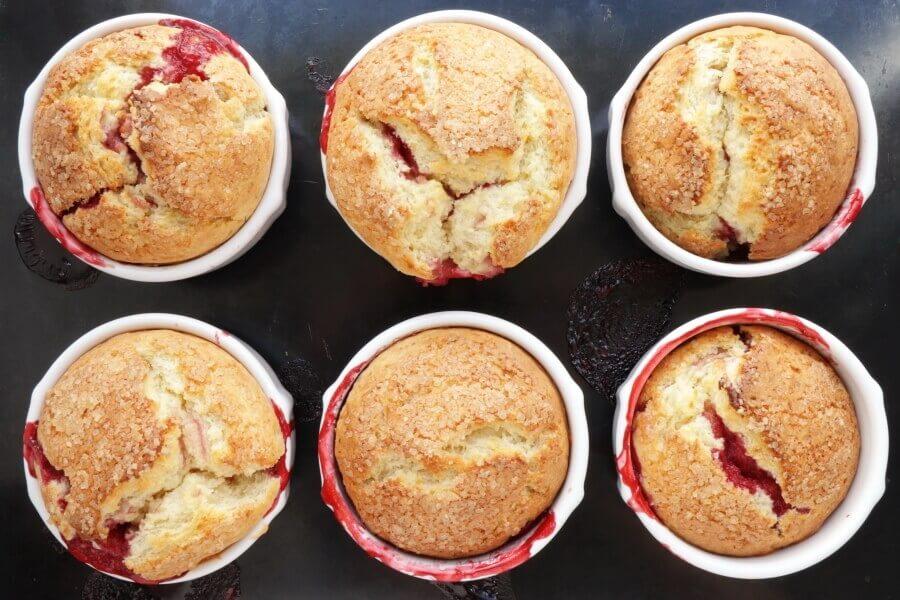 Strawberry Shortcake Cobbler recipe - step 10