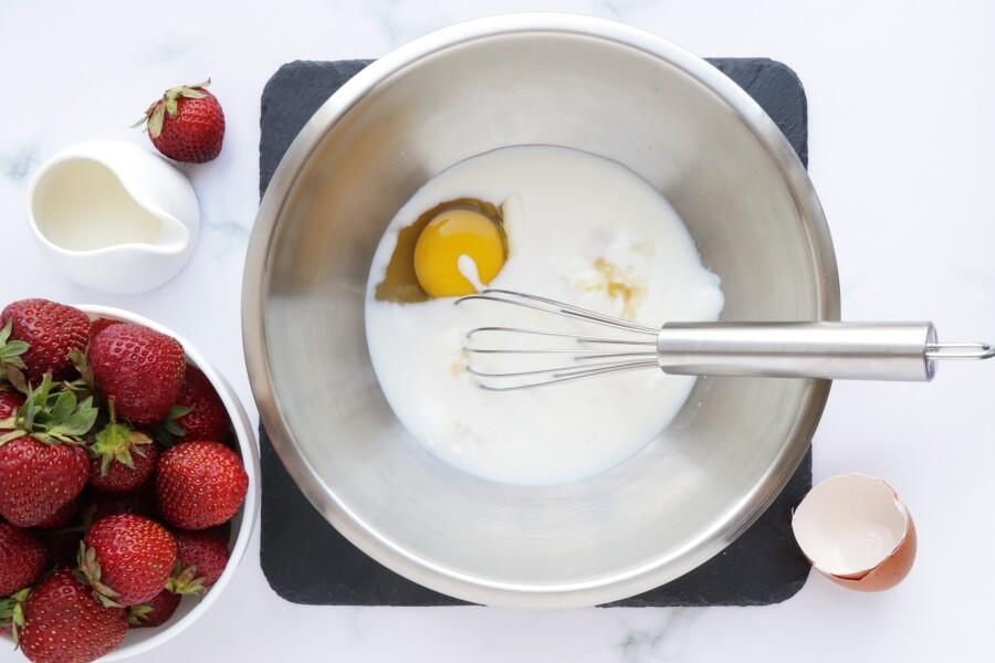 Strawberry Shortcake Cobbler recipe - step 5