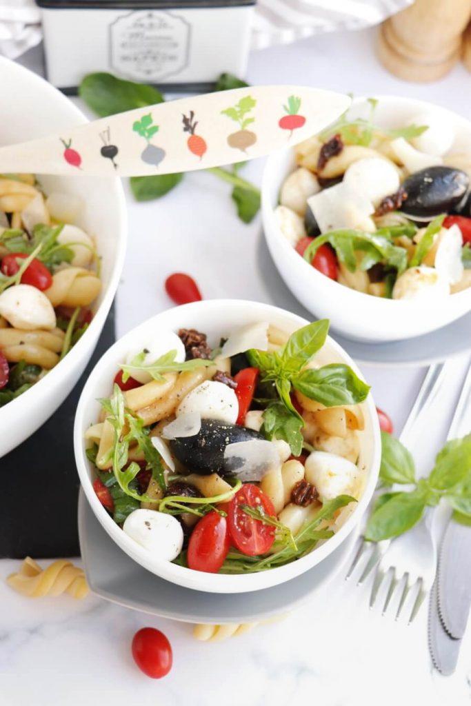 The New Italian Pasta Salad