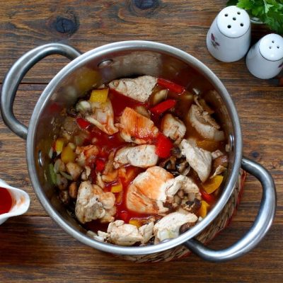 Weight Loss Chicken Soup recipe - step 3