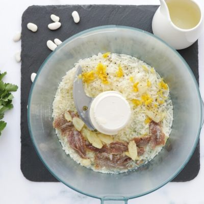 White Bean and Cherry Tomato Salad recipe - step 4