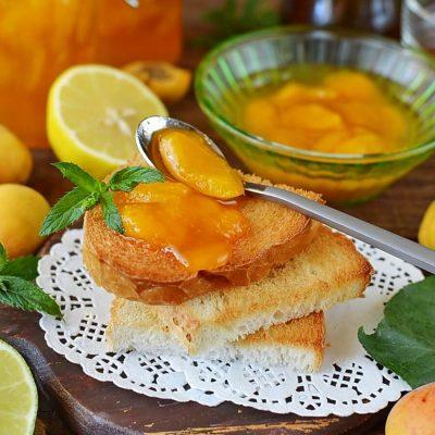Apricot Amaretto Jam Recipe-Homemade Apricot Amaretto Jam-Delicious Apricot Amaretto Jam
