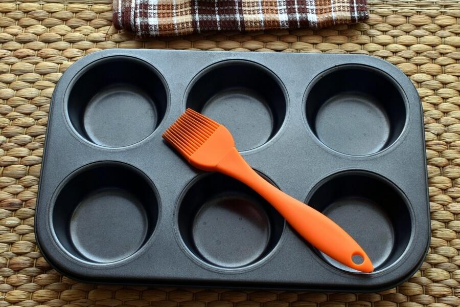 Apple Zucchini Muffins recipe - step 1
