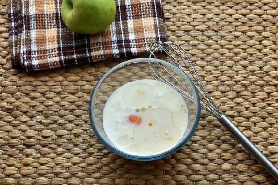 Apple Zucchini Muffins recipe - step 3