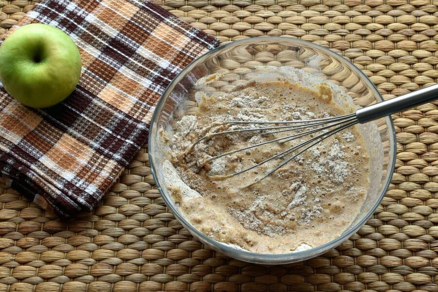 Apple Zucchini Muffins recipe - step 4