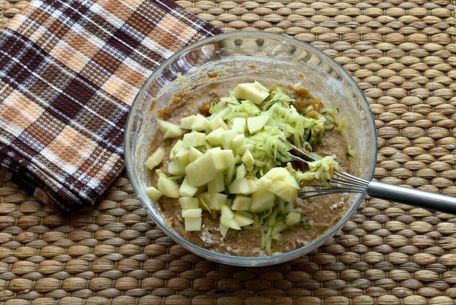 Apple Zucchini Muffins recipe - step 5
