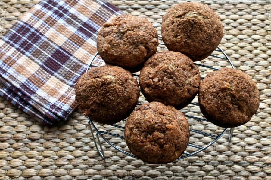 Apple Zucchini Muffins recipe - step 9