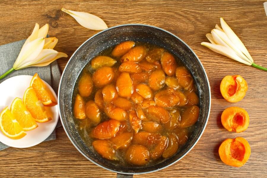 Apricot and Orange Blossom Jam recipe - step 5