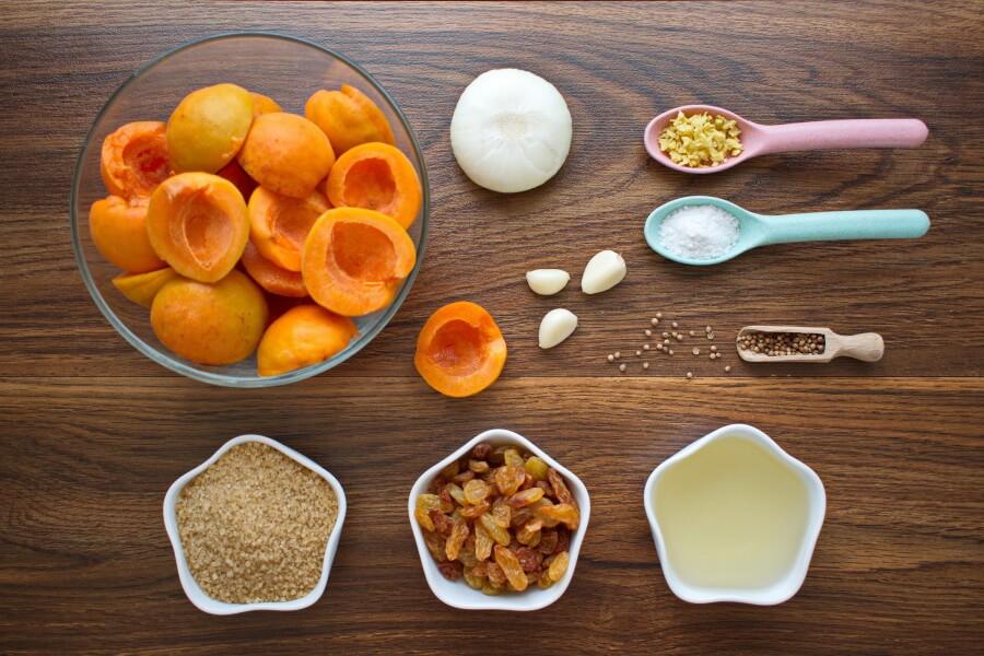 Apricot chutney recipe-Fresh Apricot Chutney Recipe-Spiced apricot chutney recipe