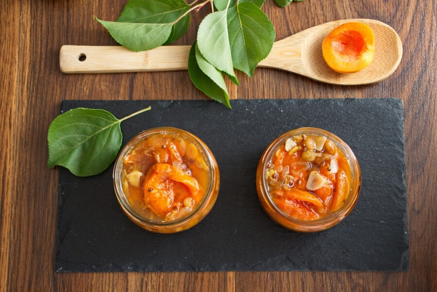 How to serve Gluten Free Apricot Chutney