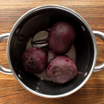 Beet Detox Soup recipe - step 1