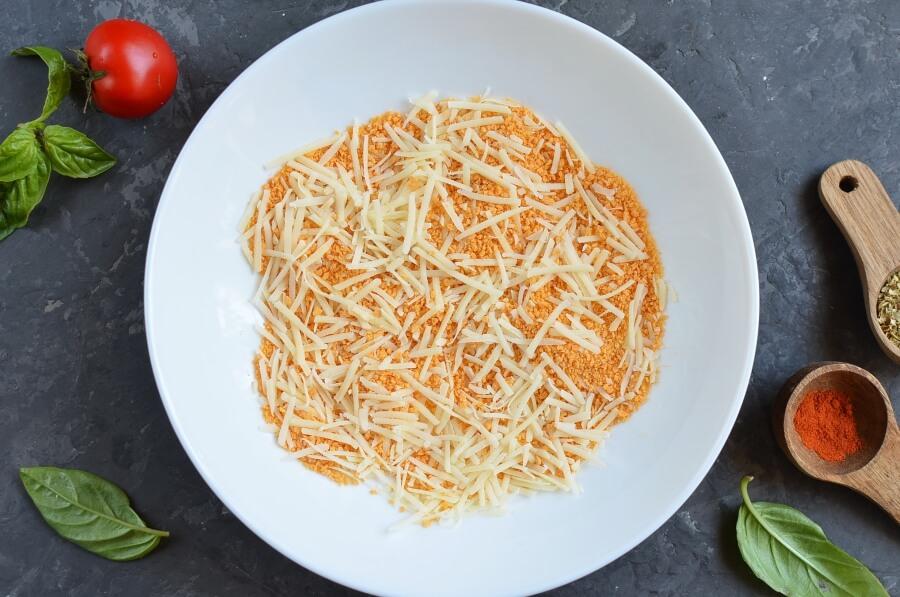 Chicken Parmesan Pizza recipe - step 3