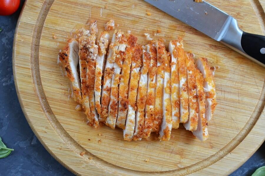 Chicken Parmesan Pizza recipe - step 6