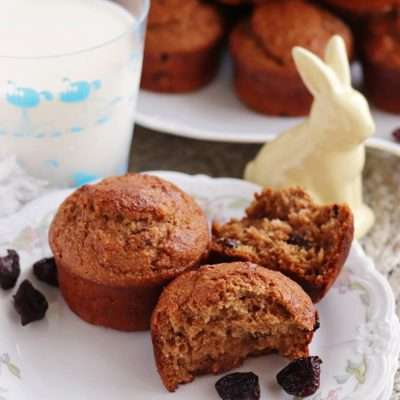 Cherry Gingerbread Muffins Recipe-Delicious Cherry Gingerbread Muffins-How to Make Cherry Gingerbread Muffins
