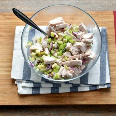 Chicken Salad Sandwich recipe - step 2