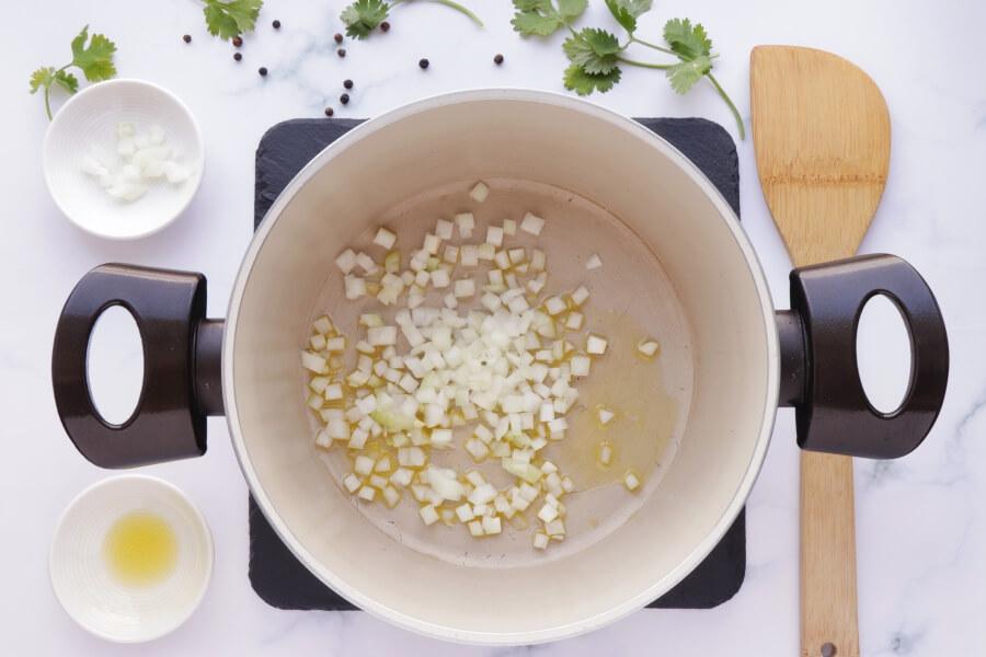 Chicken Tortilla Soup recipe - step 1