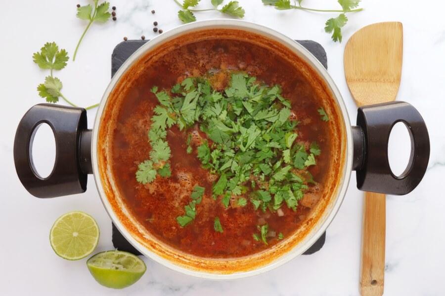 Chicken Tortilla Soup recipe - step 6
