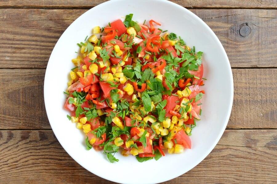 Corn Salsa recipe - step 4