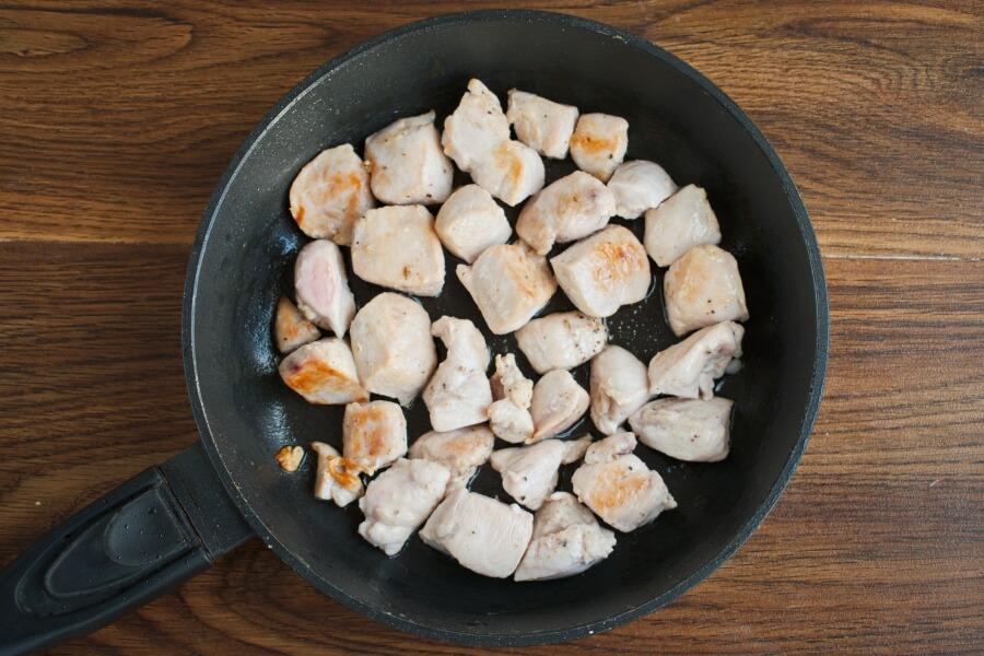 Creamy Chicken Tomato Skillet recipe - step 3