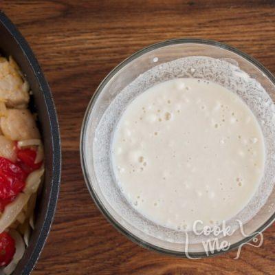 Creamy Chicken Tomato Skillet recipe - step 5