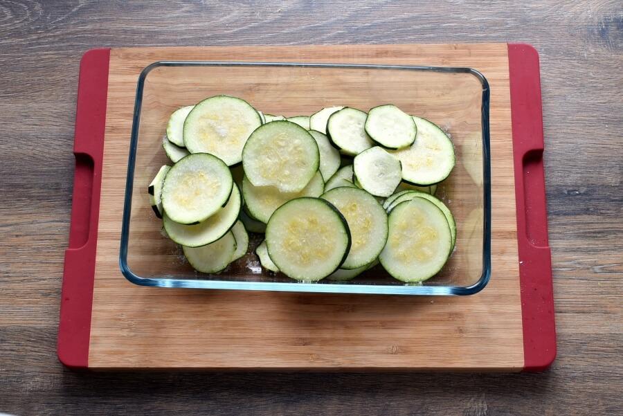 Gluten Free Crustless Zucchini Quiche recipe - step 2
